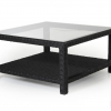 Ninja Black стол 90 x 90