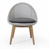 BELLAIRE стул плетеный